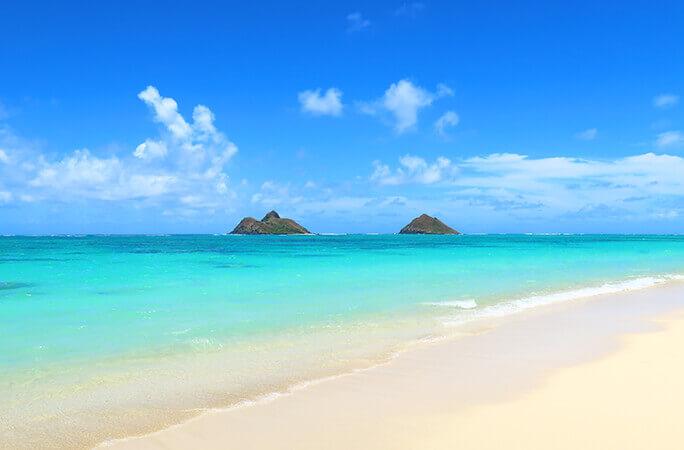 ラニカイビーチ【全米No.1の天国の海!アクセス方法と駐車場情報】 – ハワイの現地オプショナルツアー アロアロトラベル