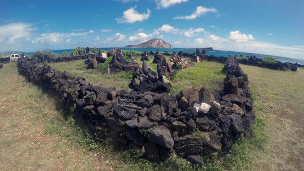 マカプウヘイアウ【ハワイ有数のパワースポット!神殿とヒーリングプール】