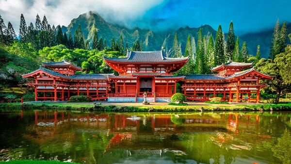 ハワイ・平等院鳳凰堂【行き方、入場料、御朱印などおすすめの観光案内】